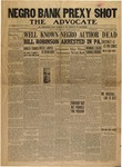 The Advocate-November 26, 1932