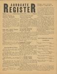 Advocate Register-February 9, 1951