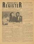 Advocate Register-March 2, 1951