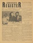 Advocate Register-March 2, 1951