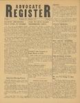 Advocate Register-March 9, 1951