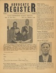 Advocate Register-April 6, 1951
