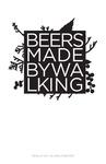 Beers Made By Walking Menu