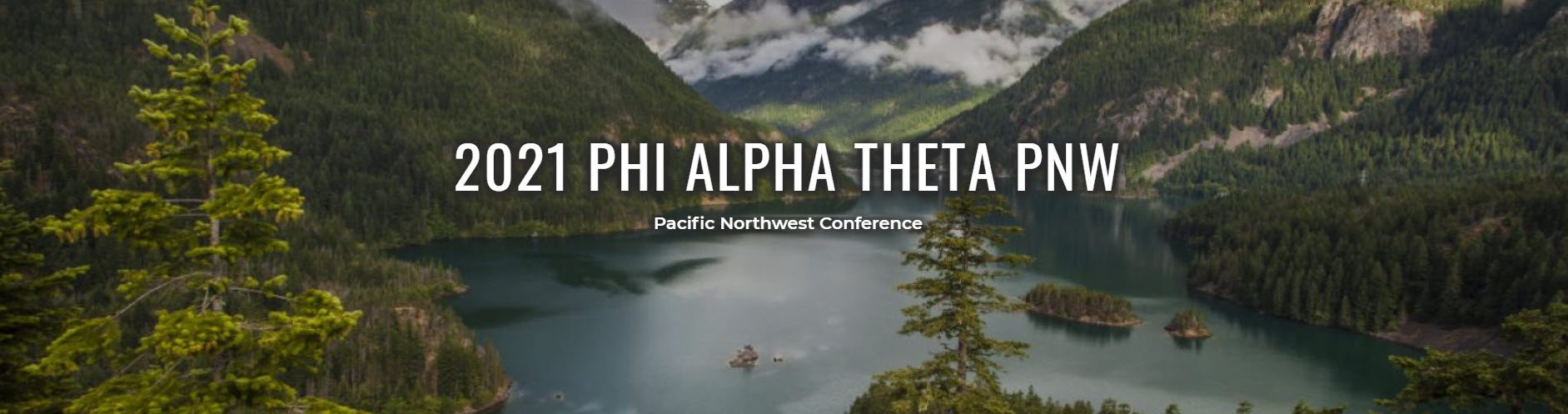 Phi Alpha Theta Pacific Northwest Regional Conference