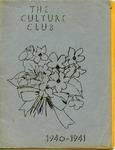 Culture Club 1940-1941