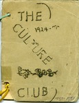 Culture Club, 1950-1951