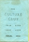 Culture Club, 1957-1958