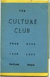 Culture Club, 1958-1959