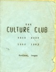 Culture Club, 1962-1963 by Culture Club