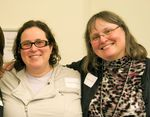 Heather Petrocelli and Lisa Donnelly