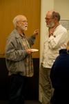 Jim Blashfield and Tom Chamberlin