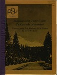 Biogeography Field Guide to Cascade Mountains : Transect along U.S. Highway 26 in Oregon