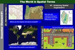 Geography Standard Posters: The World in Spatial Terms