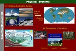 Geography Standard Posters: Physical Systems