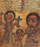 Ethiopian Scroll by Karena Bennett