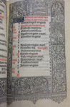 06, Kerver's 1507 Book of Hours and the Four