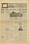 Oregon Advance Times-February 29, 1968