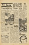 Oregon Advance Times-August 1, 1968