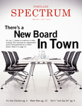 Portland Spectrum, May 2014 by Portland State University. Student Publications Board