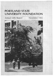 Portland State Perspective; Winter 1985, Special Edition