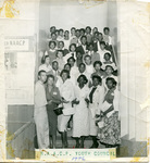 """Portland NAACP scrapbook, pg. #01"" by Portland NAACP"