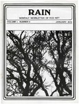 Rain Monthly Newsletter of ECO NET by ECO-NET