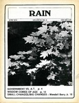 RAIN by ECO-NET
