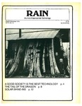RAIN: Journal of Appropriate Technology by ECO-NET