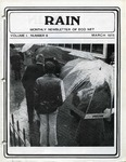 RAIN: Monthly Newsletter of ECO NET