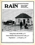 RAIN: Journal of Appropriate Technology by ECO-NET