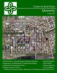 Center for Real Estate Quarterly, Volume 1, Number 4 by Portland State University. Center for Real Estate