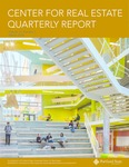 Center for Real Estate Quarterly, Volume 12, Number 1 by Portland State University. Center for Real Estate