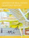 Center for Real Estate Quarterly, Volume 12, Number 3 by Portland State University. Center for Real Estate