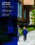 Center for Real Estate Quarterly, Volume 13, Number 3 by Portland State University. Center for Real Estate