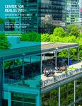 Center for Real Estate Quarterly, Volume 14, Number 1 by Portland State University. Center for Real Estate
