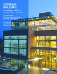 Center for Real Estate Quarterly, Volume 14, Number 3