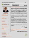 Research & Strategic Partnerships: Quarterly Review, Volume 1, Issue 3