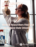 Research & Strategic Partnerships: Quarterly Review, Volume 4, Issue 2 by Portland State University. Research & Strategic Partnerships