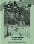 SoFA Journal Issue 3: Recreation