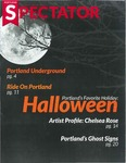 The Portland Spectator, October 2012 by Portland State University. Student Publications Board