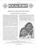 Focal Point, Volume 03 Number 01 by Portland State University. Regional Research Institute