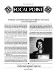 Focal Point, Volume 04 Number 01 by Portland State University. Regional Research Institute