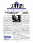 Focal Point, Volume 10 Number 02 by Portland State University. Regional Research Institute