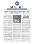 Focal Point, Volume 11 Number 01 by Portland State University. Regional Research Institute