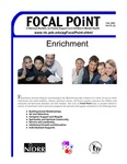 Focal Point, Volume 15 Number 02 by Portland State University. Regional Research Institute