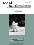 Focal Point, Volume 21 Number 01
