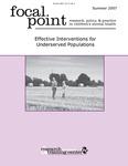 Focal Point, Volume 21 Number 02