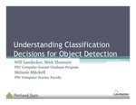 Understanding Classification Decisions for Object Detection by Will Landecker, Michael David Thomure, and Melanie Mitchell