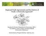Regional Trade Agreements and the Pattern of Trade: A Networks Approach
