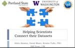 Helping Scientists Connect Their Datasets